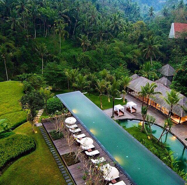 Komaneka Resorts At Ubud Bali Explore Hotels Resort Honeymoon And