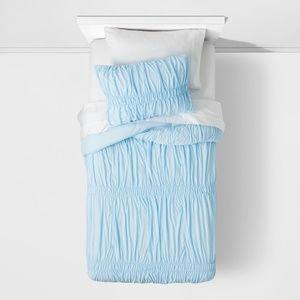Pillowfort Bedding | Pillowfort Ruched Jersey Comforter Set Fullqueen | Poshmark