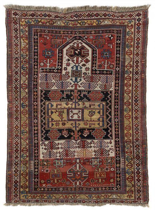 Van Ham Kunstauktionen Kazak Circa 1900 256 X 101cm Iranian