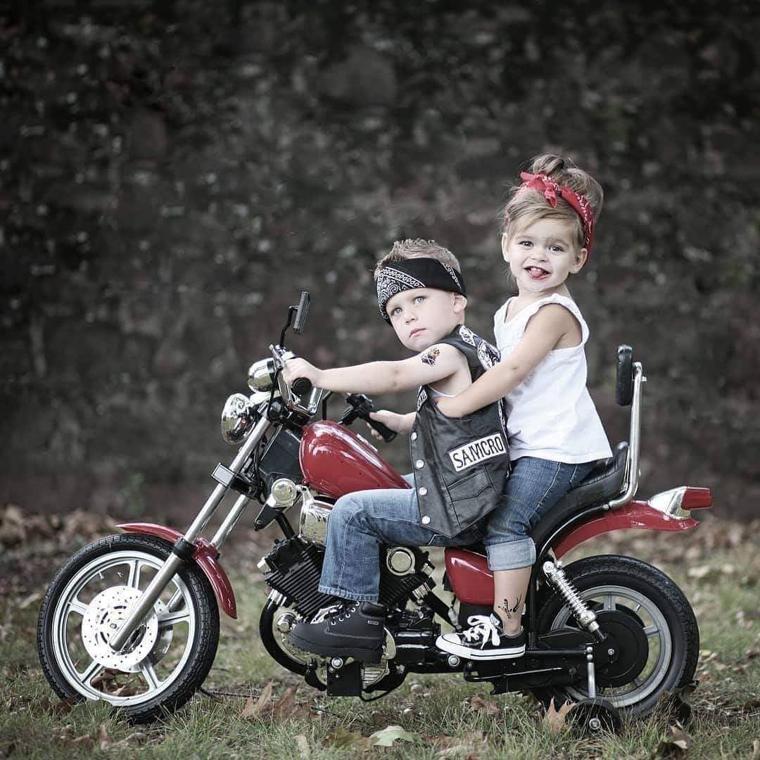 Mini Harley Davidson Harleydavidsonchoppers Kids Photoshoot Rockabilly Kids Kids Motorcycle