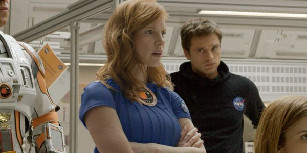 Why Movies Like The Martian Are So Important, According To Jessica Chastain