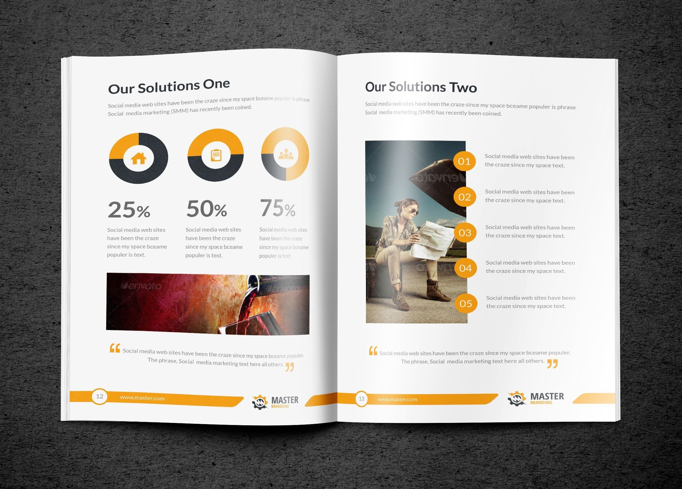 Open Office Flyer Templates Picture
