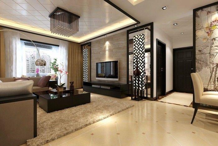 Schönes Wohnzimmer - 133 Einrichtungsideen in jeglichen Stilen - wohnideen wohnzimmer beige