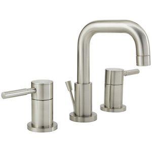 Mirabelle MIRWSED800BN Edenton 8'' Widespread Bathroom Faucet - Brushed Nickel