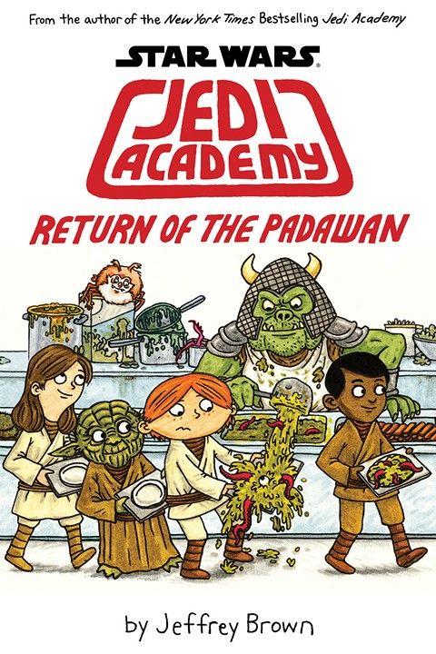 Jedi Academy Return Of The Padawan Getcomics Star Wars Books Padawan Star Wars Jedi