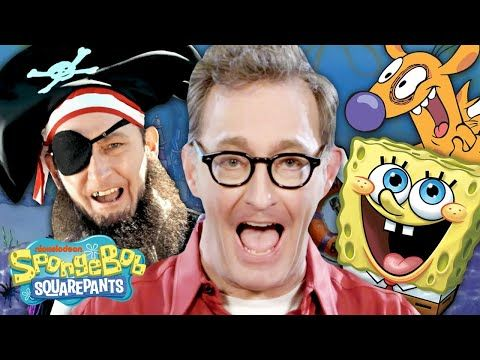 Where did the voice behind the sponge get his start? Meet