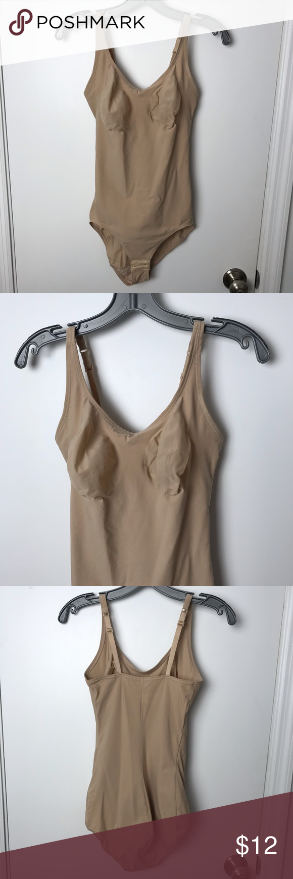 4b0145169 NAOMI   NICOLE Nude Shape Wear Size 38. Naomi   Nicole. Nude color Shape