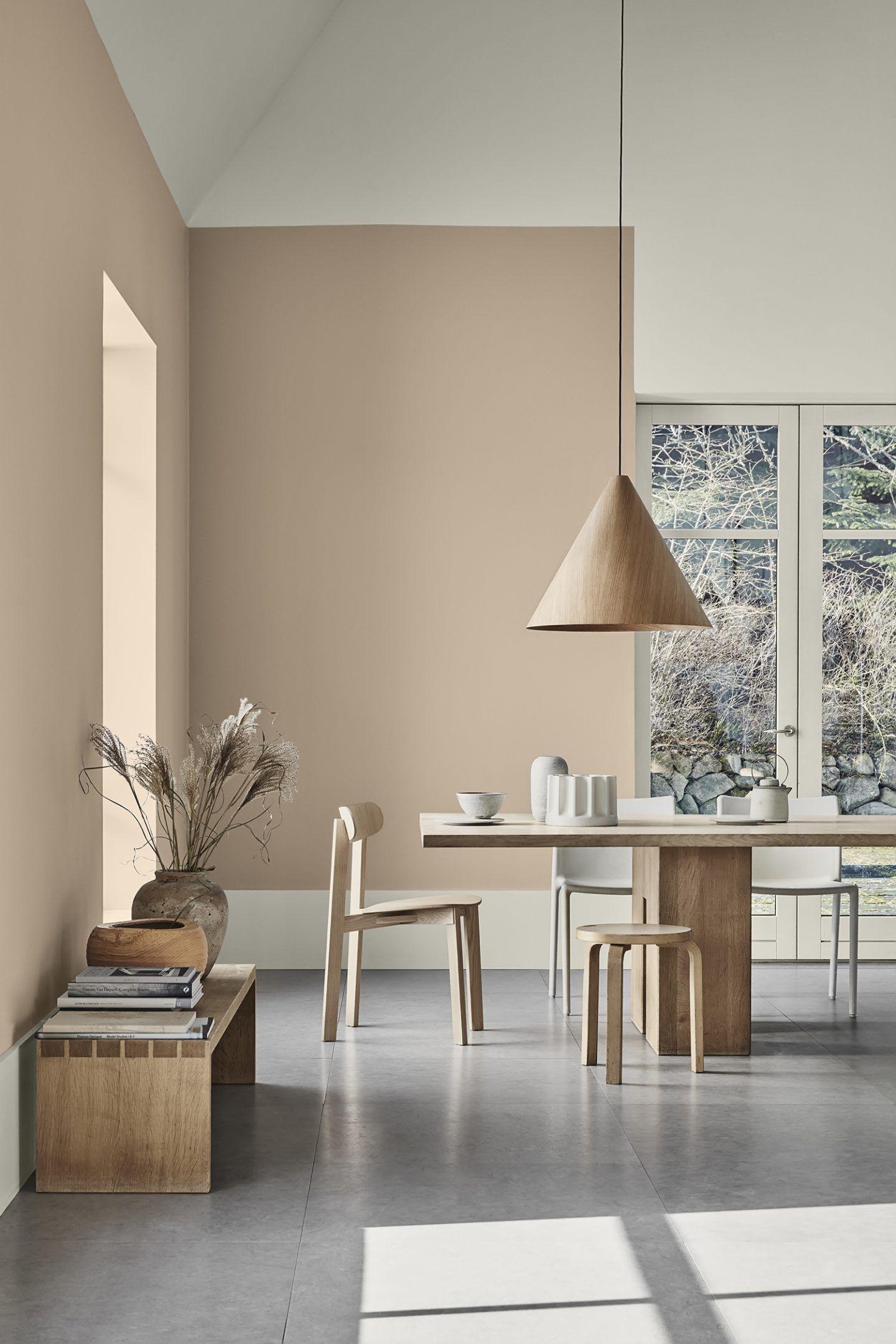 Identity Jotun Lady New Color Chart 2019 Only Deco Love Minimalist Dining Room Scandinavian Interior Design House Interior