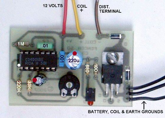 Electric Fence Circuit Diagram 12v  Cmos Electric Fence