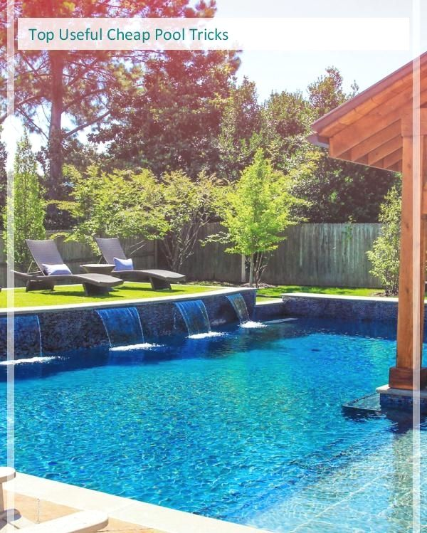 Easy Landscaping Ideas You Can Try: Inexpensive Pool Ideas For Your Family