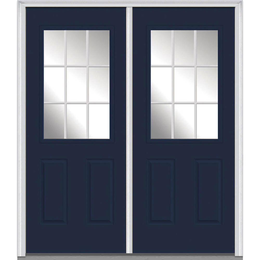 Milliken Millwork Exterior Doors Double Doors Exterior
