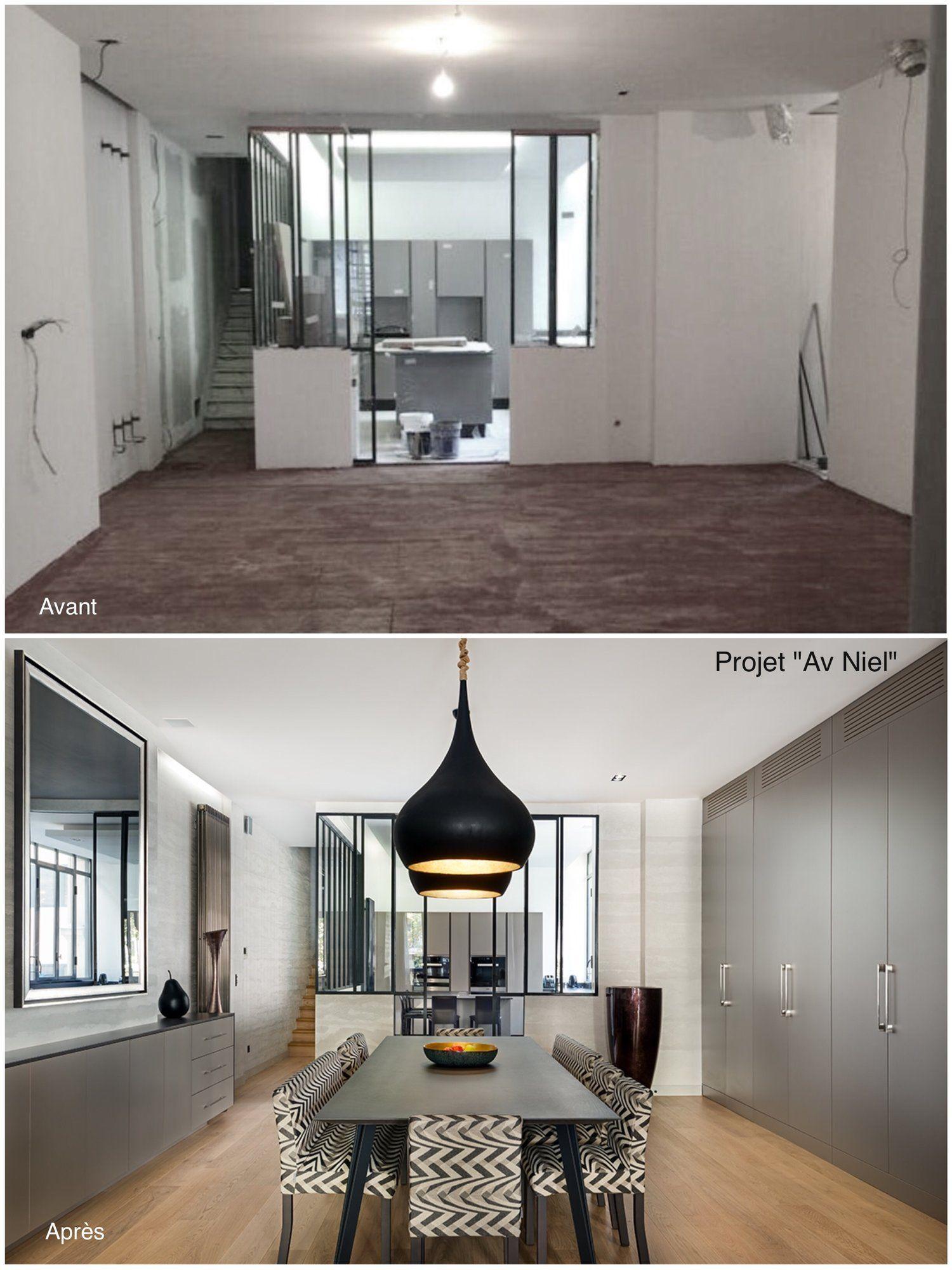 Epingle Par Alicia Auguin Sur Avant Apres En 2020 Interieur Design Deco Maison Amenagement Appartement