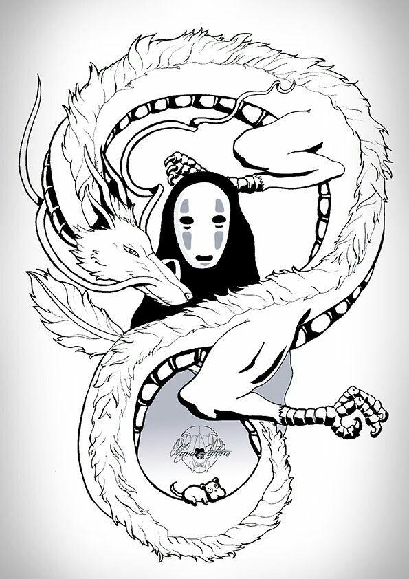 Pin By Iliana On Tattoo Ideas Studio Ghibli Tattoo Ghibli Art Ghibli Tattoo