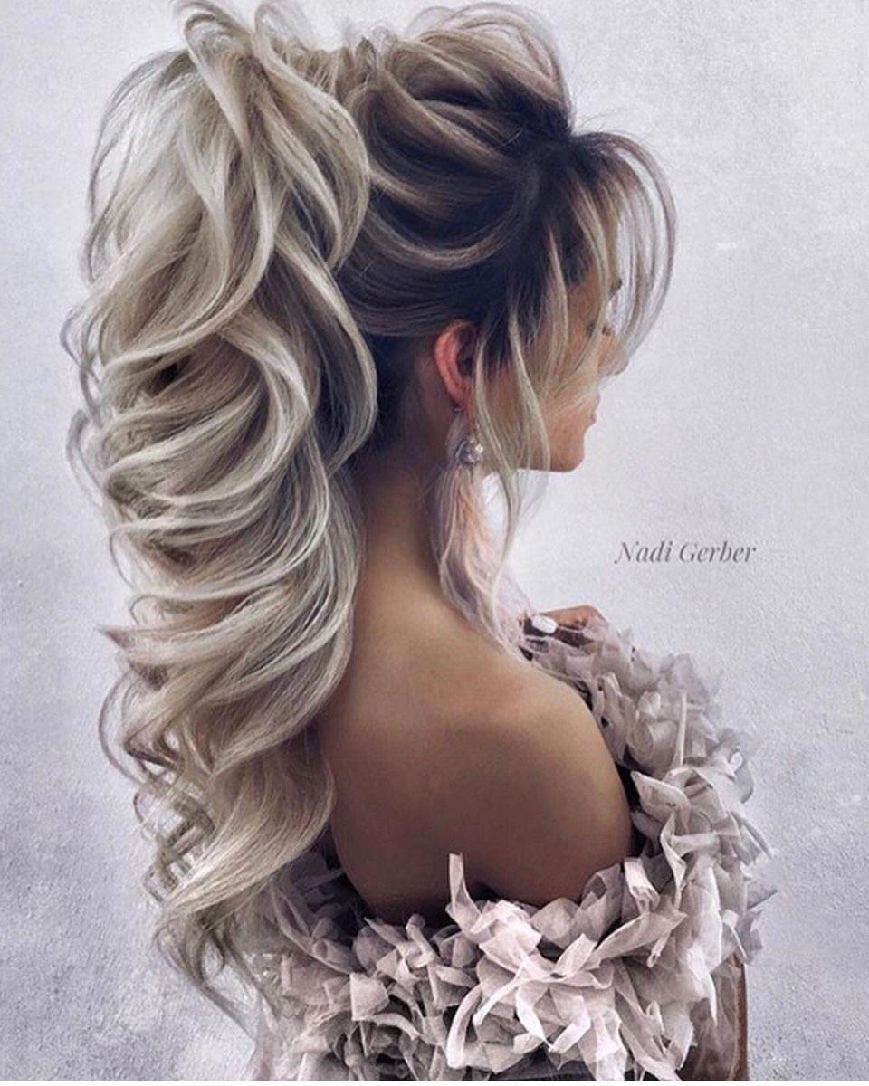 10 Beautiful Hairstyles By Nadi Gerber Hair Styles Long Hair Styles Wedding Hair Inspiration