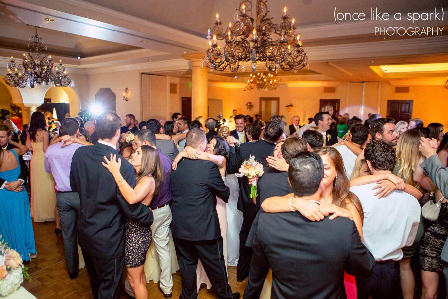 Dance Floor Party Time Wedding Reception Hy Guests Ideas Great