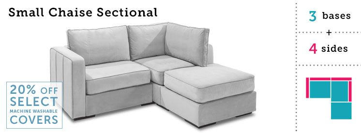 Chaise Sectional Loveseat 3 Seats 4 Sides Small Sectional With Chaise Small Chaise Sofa Small Leather Sofa