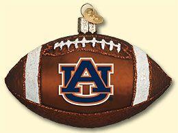 Auburn Football Old World Ornament by Merck   #62400   # ...