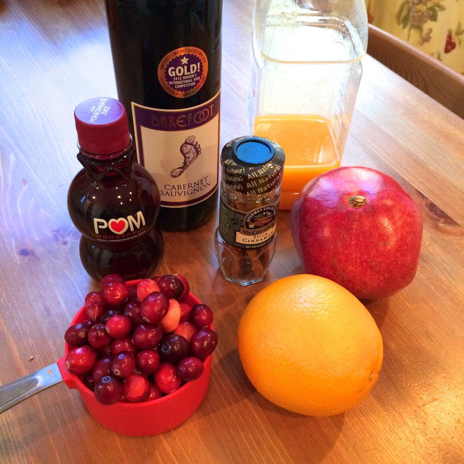 Thanksgiving Sangria Ideas: Http://www.southernanchors.com/2014/11/recipe-thanksgiving