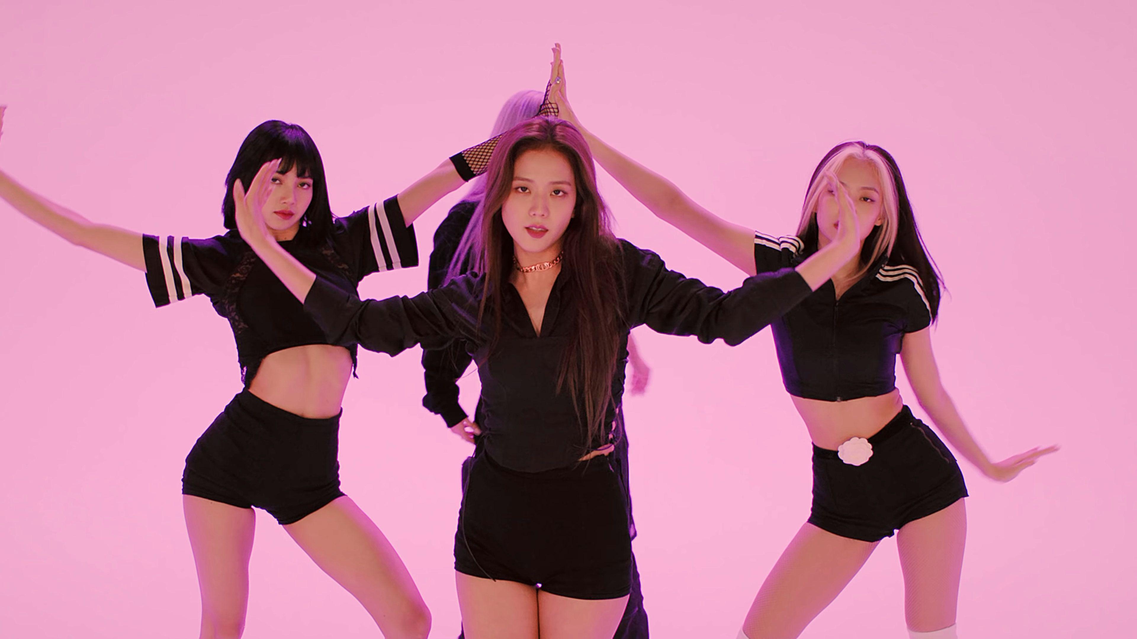 Blackpink How You Like That Dance Performance Mv Screencaps 4k Black Pink Songs Blackpink Video Black Pink Kpop