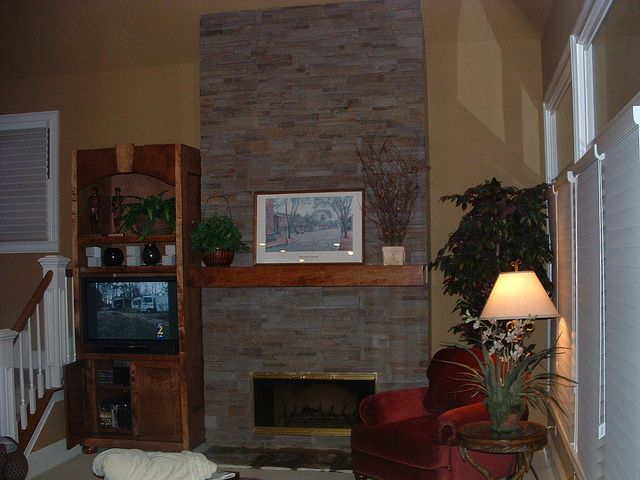 Synthetic Stone Fireplace Owens Corning Luxury Stone Fireplace