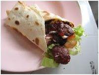 Resep Dan Cara Membuat Kebab Turki Daging Sapi Sederhana Kebab Resep Daging Sapi