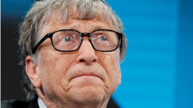 Bill Gates Steps Down From Microsoft Board To Focus On Philanthropy Bill Gates Famous Entrepreneurs Richest In The World