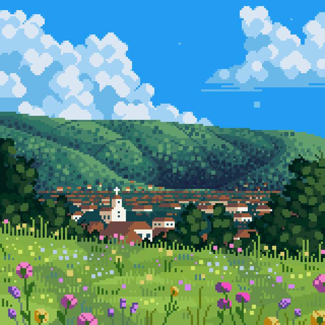Posting Pixel art on Instagram : PixelArt