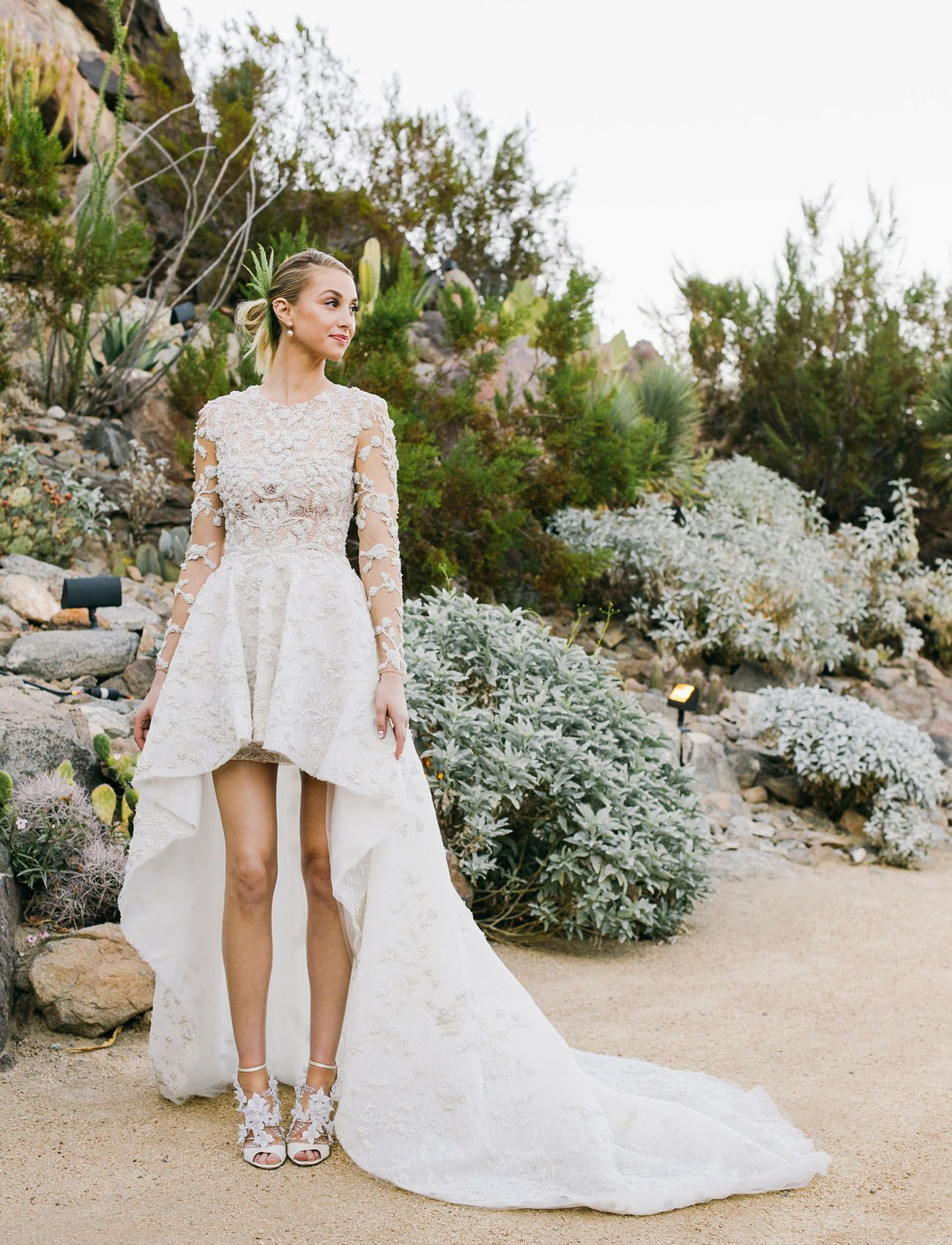 Whitney Port's Wedding Dress Is Pretty Much the Most Modern ThingEver