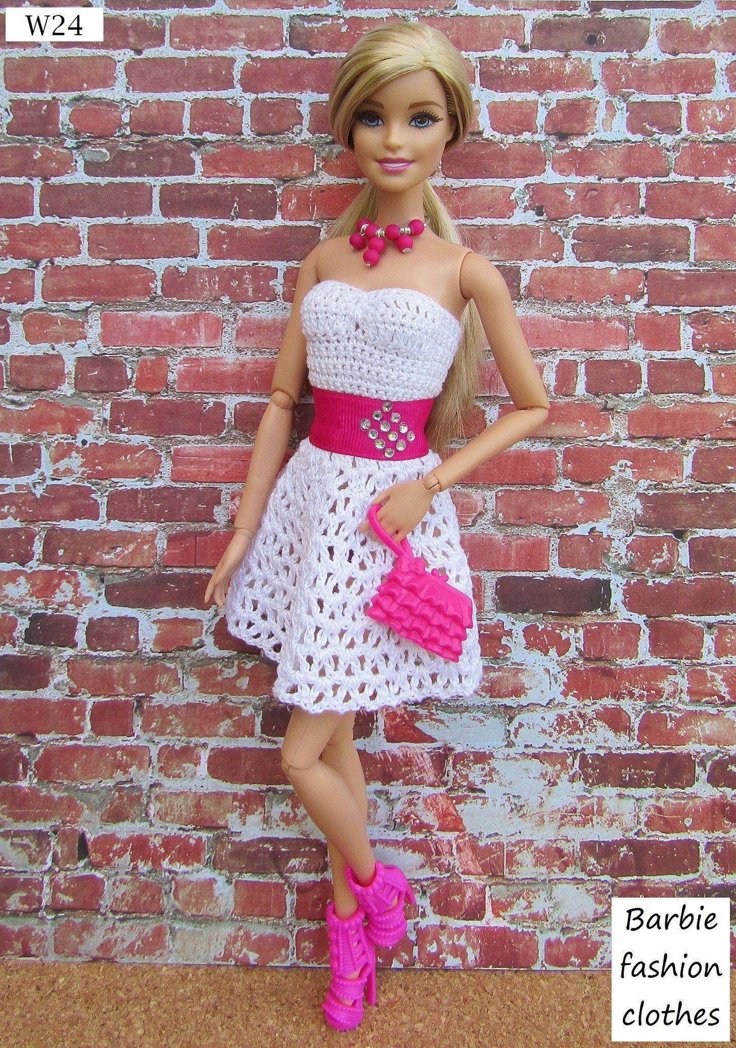 Pin von Anel Lombard auf Barbie fashion clothes   Pinterest ...