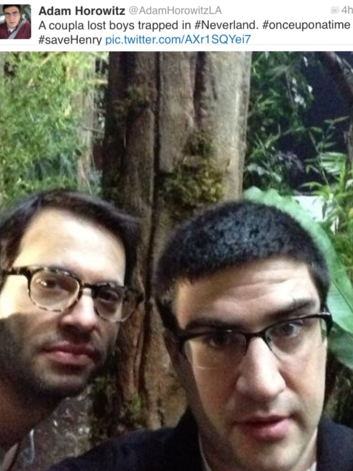 Adam and Eddy are two cute Lost Boys! | Once upon a time ...