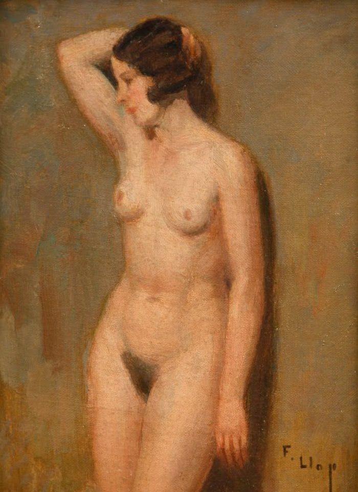 Francisco Marqués LLop Arte Español, Siglo Xix, Desnudos, Painting, Arte En España