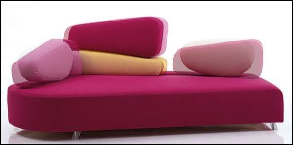 Beau Odd Shaped Sofas