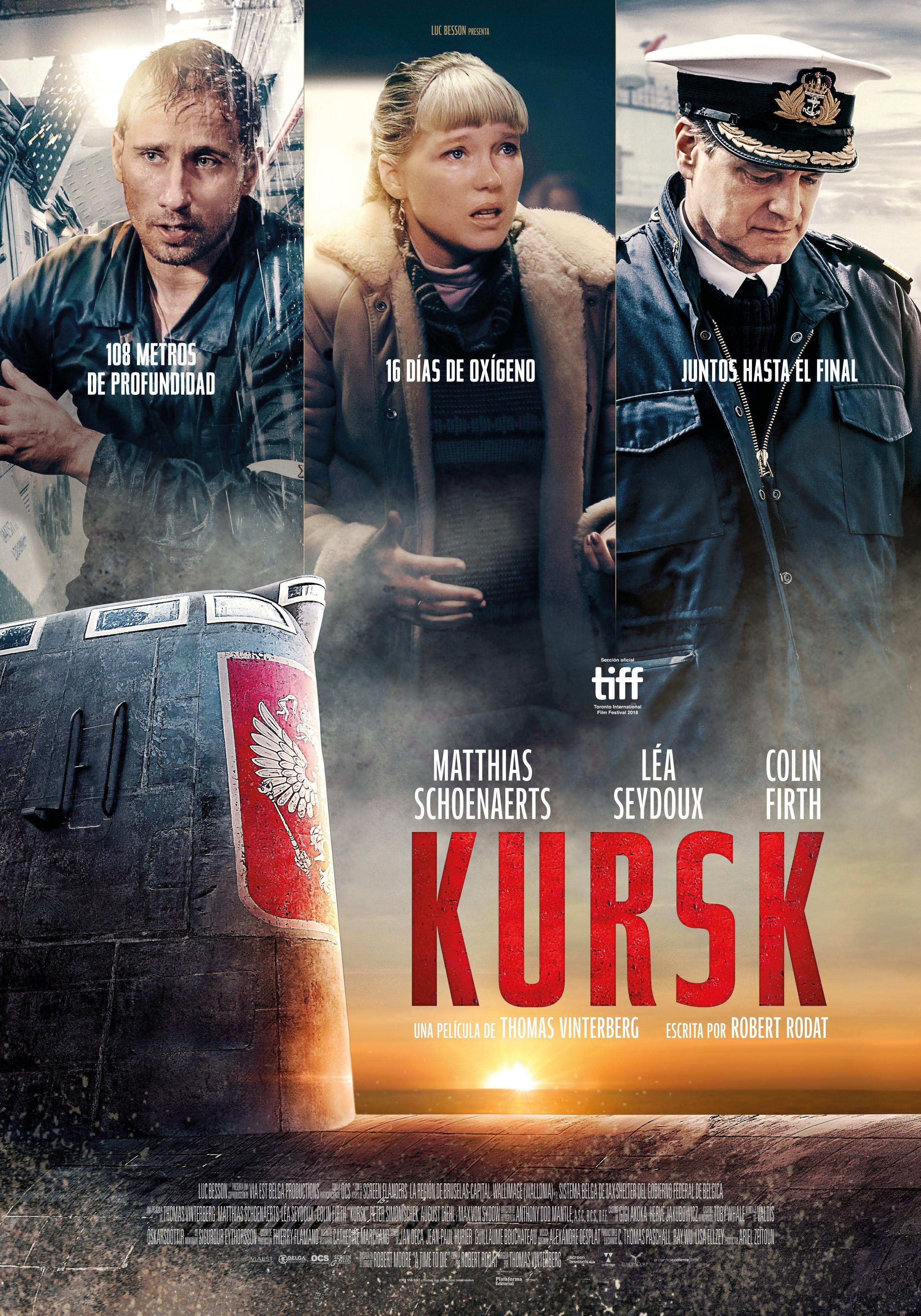 Kursk | Movies | About time movie, Drama film, 2018 movies