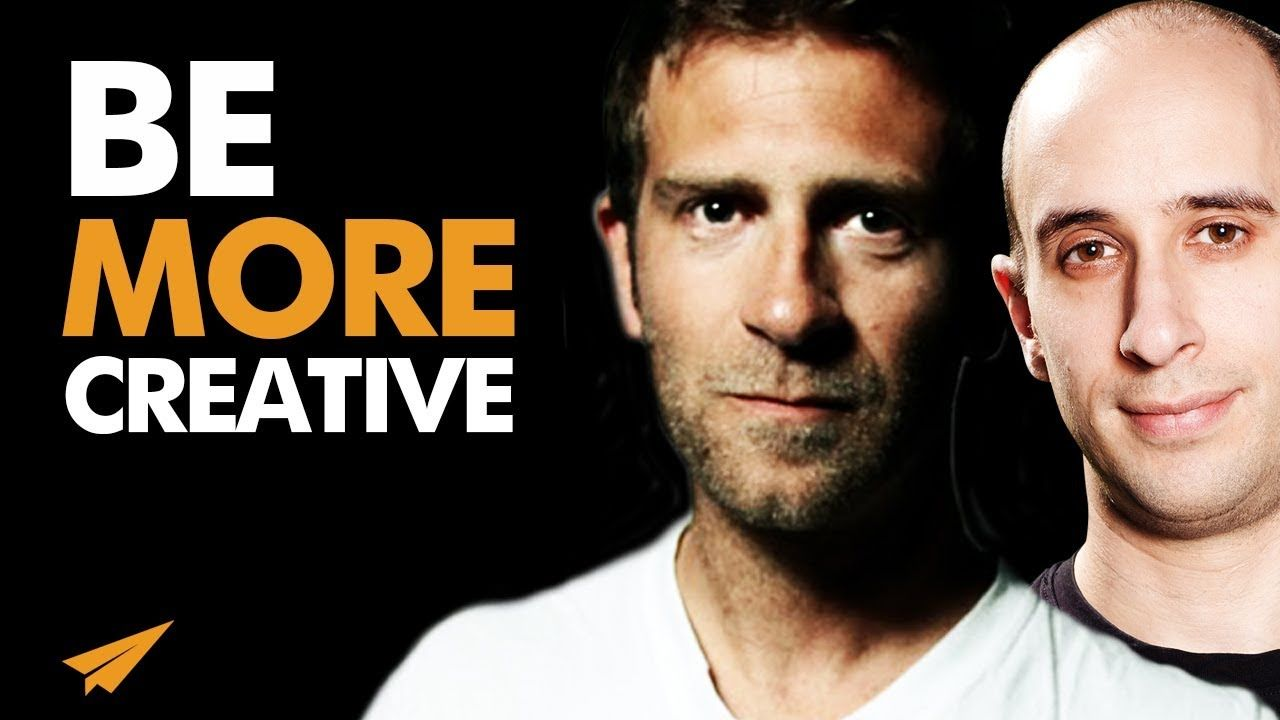 Creativity is a HABIT, Not a SKILL! Chase Jarvis