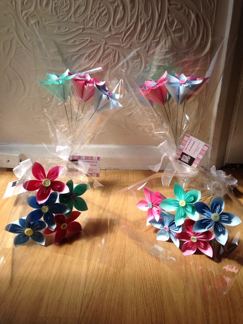 Teachers gifts bouquet flowers paper flowers  each plus postage