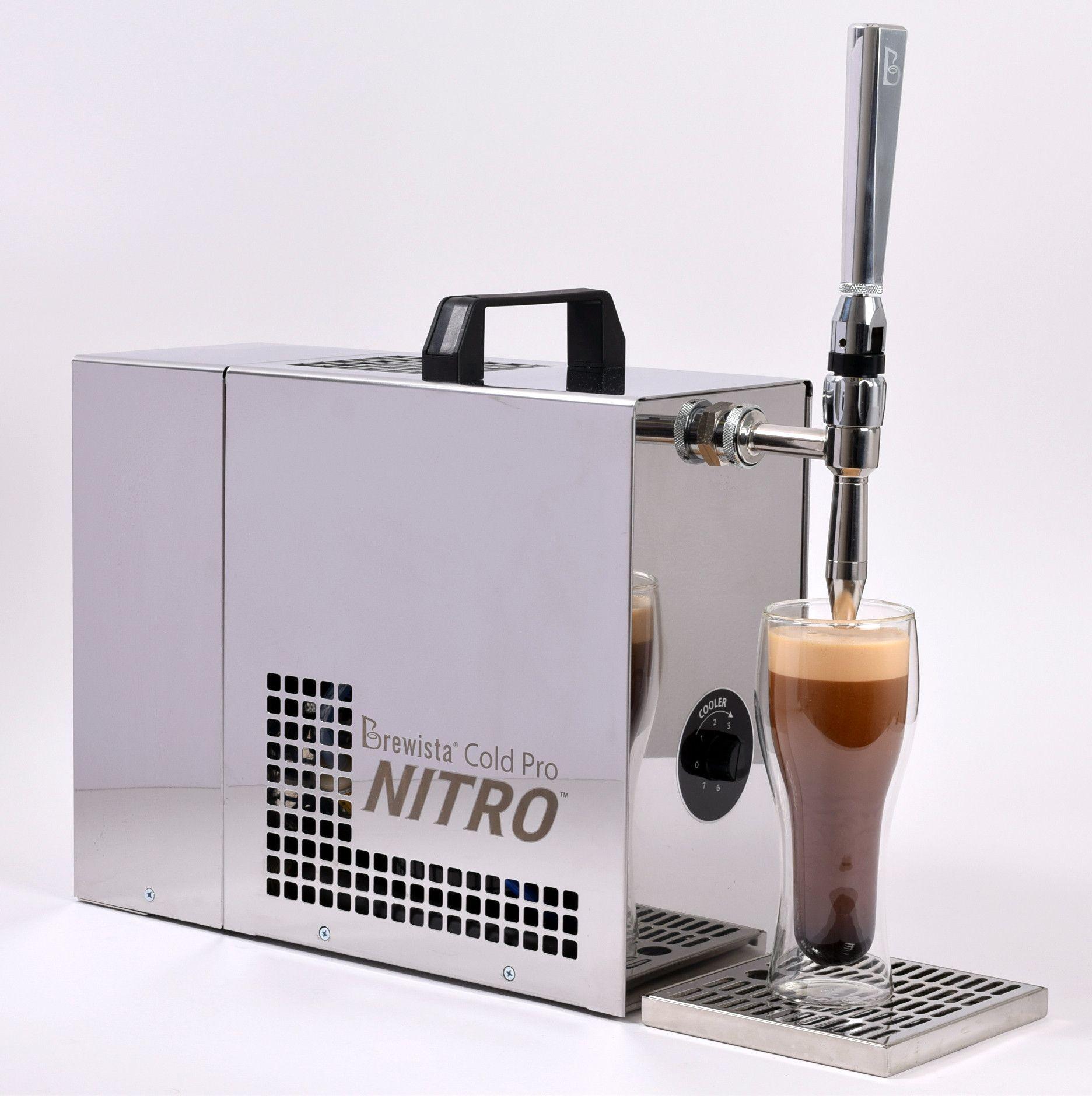 Brewista® Cold Pro Nitro™ (includes FREE Cold Pro Complete ...