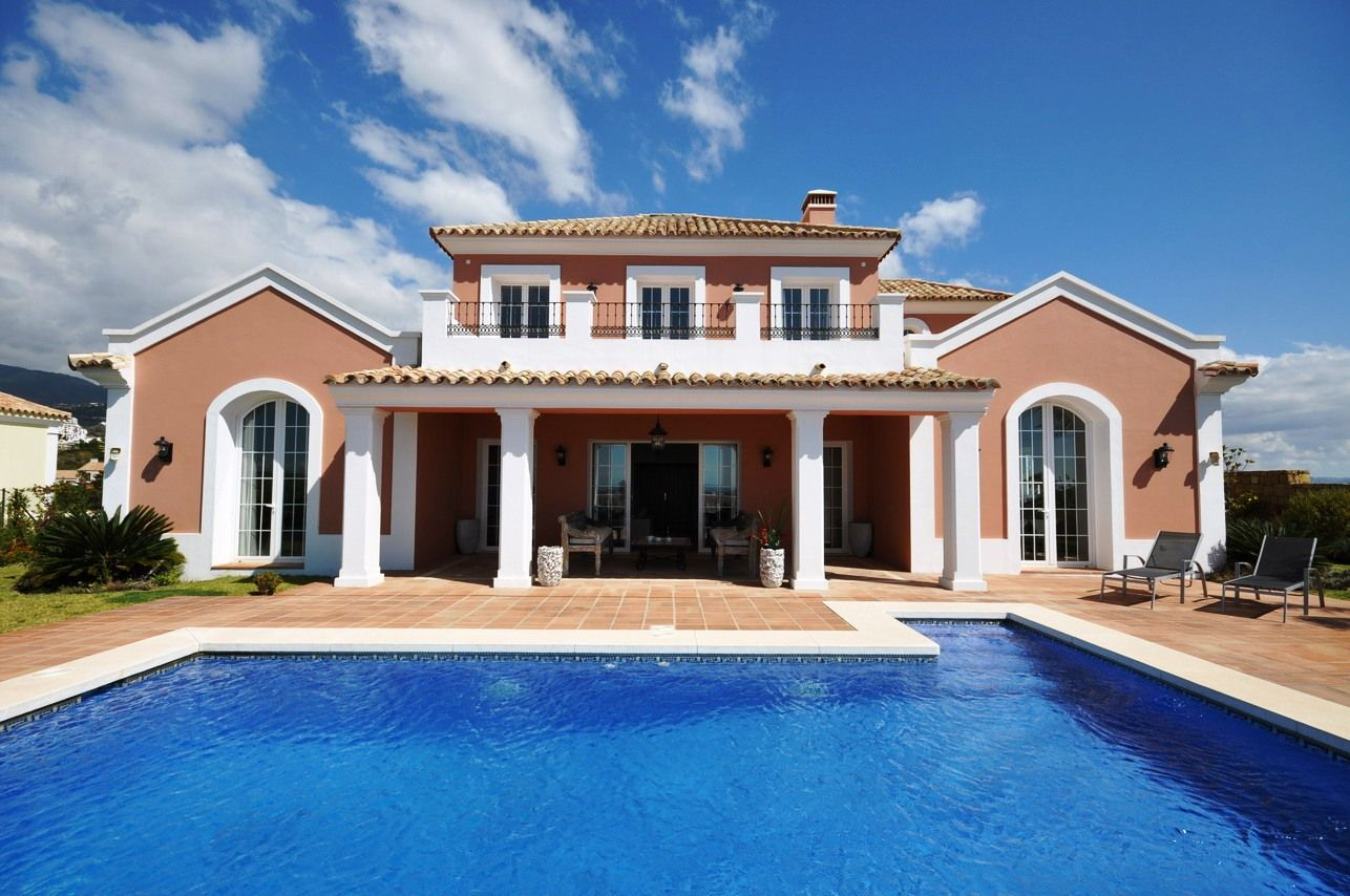 Luxury villa marbella spain stunning home decor - Luxury homes marbella ...