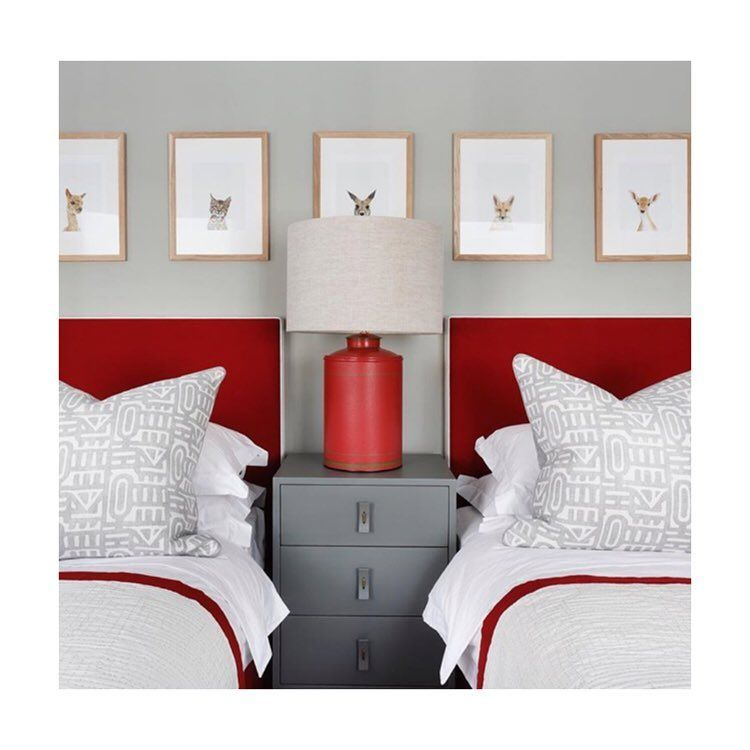 Turner Pocock On Instagram Chic Twin Rooms By Tp Orfordhouse