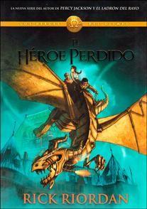 "Ficha de lectura de ""El héroe perdiodo"" de Rick Riordan ..."
