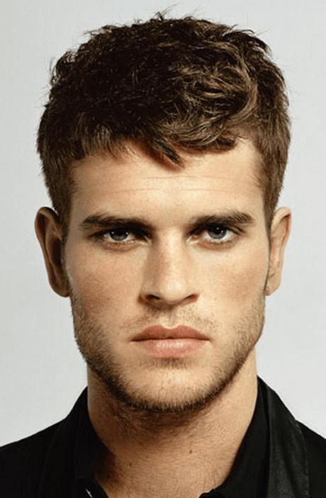 Frisuren Männer Braune Haare   Männer haarschnitt kurz