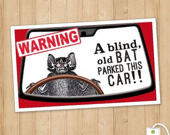 graphic relating to Printable Bad Parking Notes referred to as Printable Terrible Parking Playing cards - Humorous Quick Obtain - Print