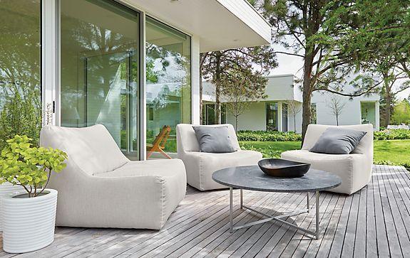 Furniture · Maya Chairs   Modern Outdoor Furniture   Room U0026 Board