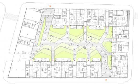 Vivazz Mieres Social Housing Zigzag Arquitectura – Social Housing Plans