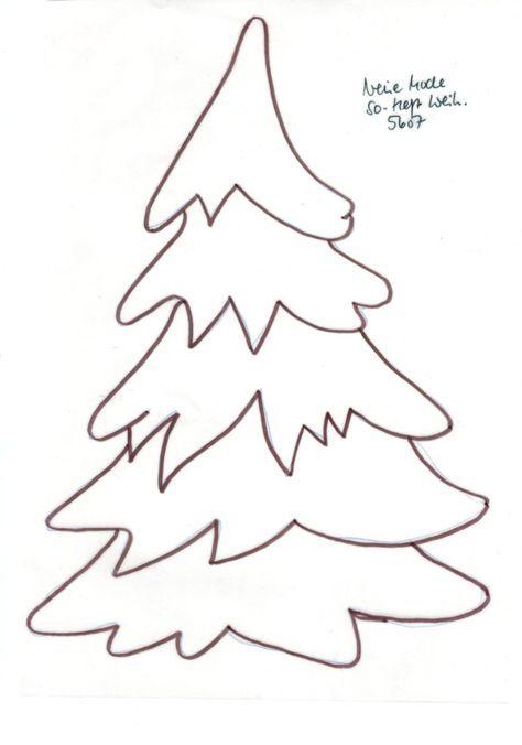 Tanne 7 Mehr Weihnachten Basteln Vorlagen Fensterbilder Weihnachten Basteln Bastelvorlagen Weihnachten