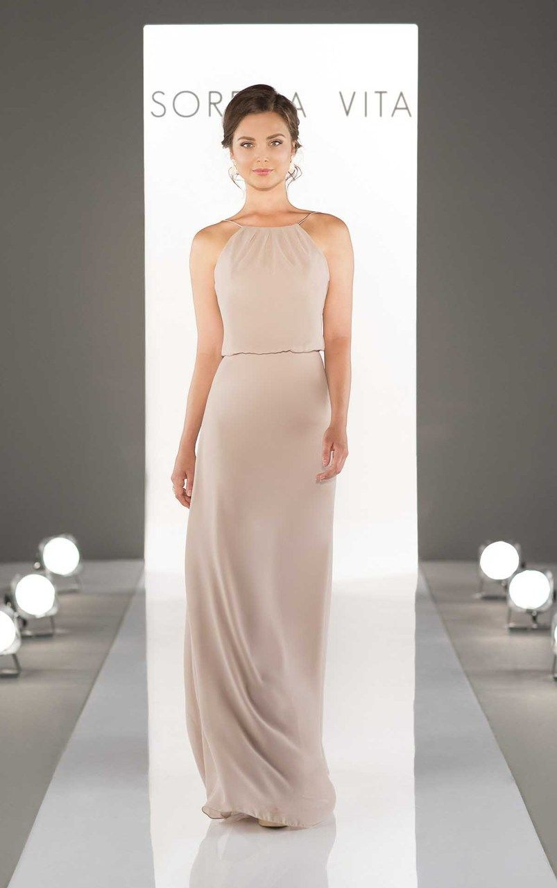 Sorella Vita Bridesmaid Dress 8872 Rg3nw Bridesmaid Dresses