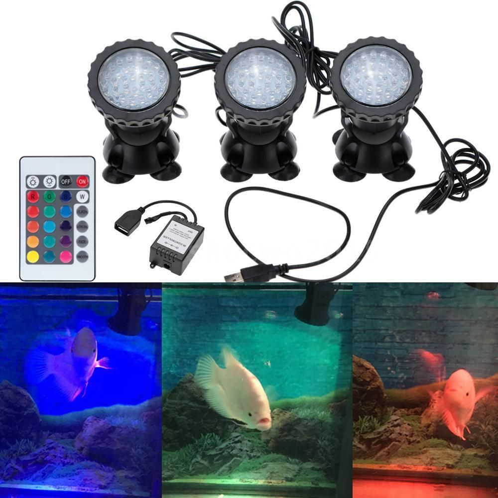 This Product Is A New Energy Efficient Decorative Lighting, Widely Used In  Aquarium,. Garden FountainsPool ...