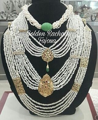 rachat collier perle
