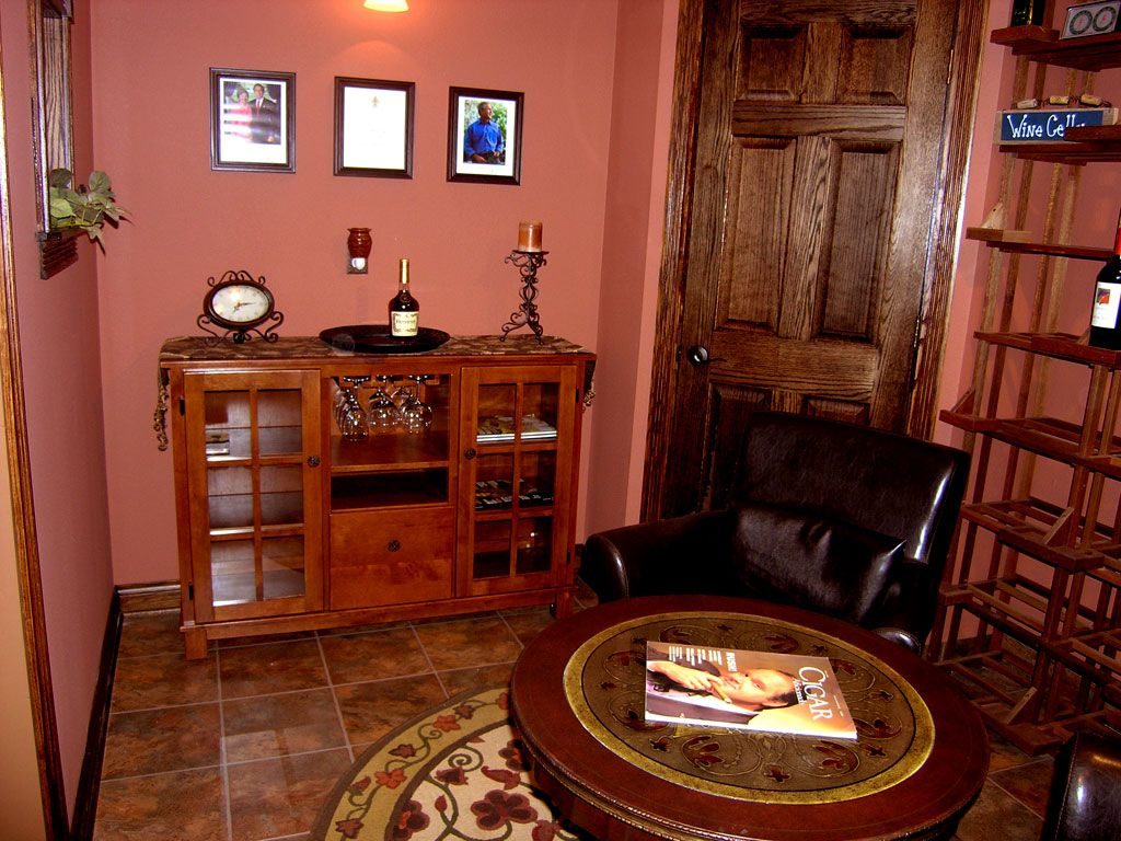 Another View Inside My Diy Wine Cellar Cigar Room Cigar Room Diy Wine Cellar Inside Diy