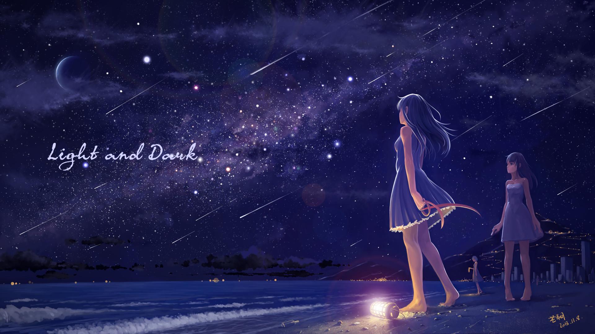 Anime Original Girl Wallpaper