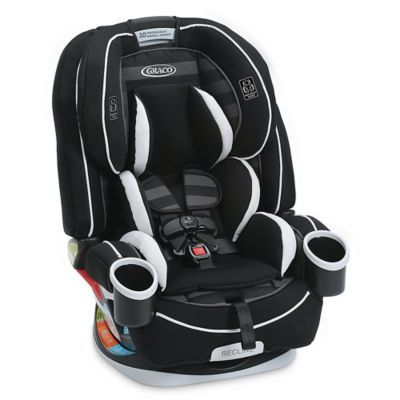 The Versatile Graco 4ever All In 1 Convertible Car Seat Is